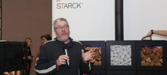 International launching of SPEETBOX BY STARCK at PROGETTO FUOCO